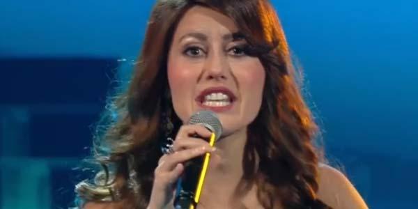Tale e Quale Show: Fatima Trotta diventa la regina delle sigle Cristina D'Avena – video