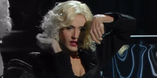 Tale e Quale Show Lorenza Mario imita Madonna