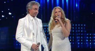 Tale e Quale Show Silvia Mezzanotte imita Celine Dion
