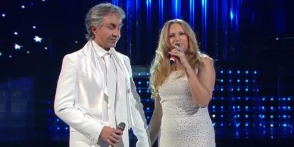 Tale e Quale Show: Silvia Mezzanotte imita Celine Dion – video
