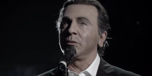 Tale e Quale Show Tullio Solenghi imita Giorgio Faletti
