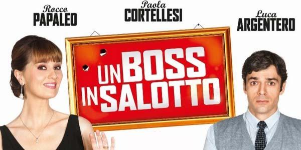 Un Boss in Salotto film stasera in tv trama
