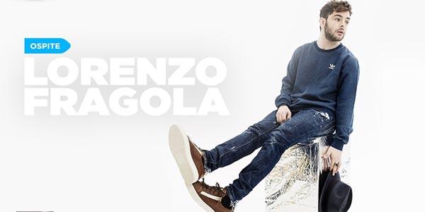 X Factor 10 Lorenzo Fragola ospite video