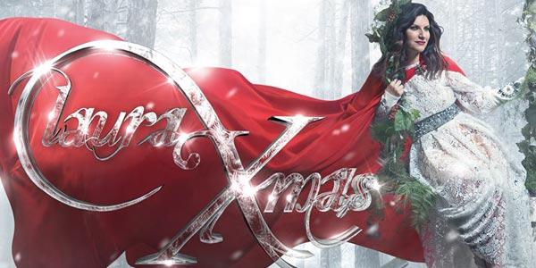 Laura Pausini: audio e canzoni del nuovo album di Natale Laura Xmas