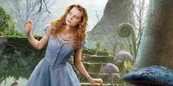 Alice in Wonderland film stasera in tv 26 febbraio: cast, tr
