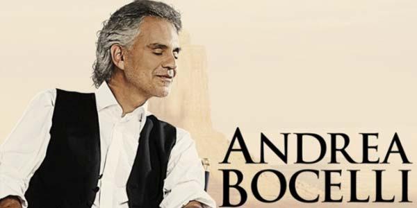 Andrea Bocelli – Il mio cinema: ospiti e anticipazioni stasera in tv 10 dicembre 2016