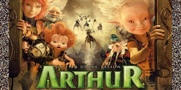 Arthur e il popolo dei Minimei, film oggi in tv su Rai 3: trama