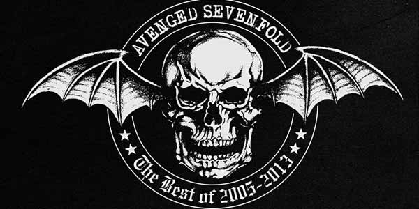 Avenged Sevenfold The Best Of 2005-2013 audio