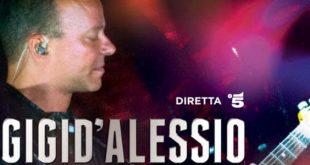 Capodanno 2017 Canale 5 Gigi D'Alessio ospiti