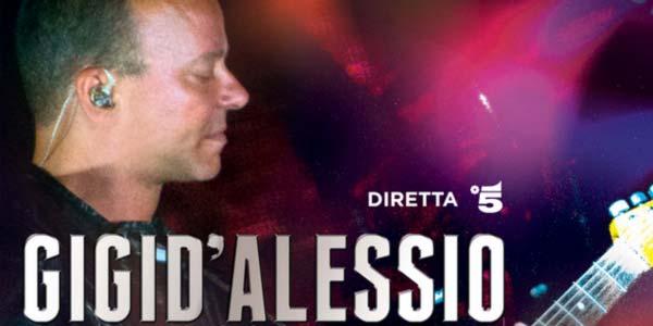 Capodanno 2017 su Canale 5 con Gigi D'Alessio: tutti gli ospiti