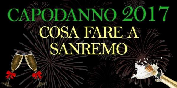 Capodanno 2017: cosa fare a Sanremo, concerto gratuito con Enrico Ruggeri