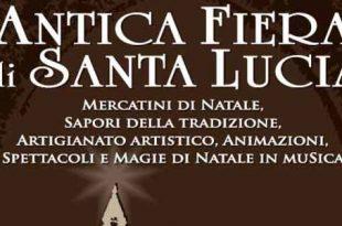 Casola Valsenio Antica Fiera di Santa Lucia programma