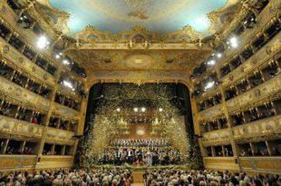 Concerto Capodanno 2017 Vienna Venezia Rai 1 gennaio