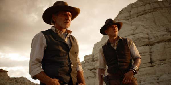 Cowboys and Aliens, film stasera in tv su Italia 1: trama