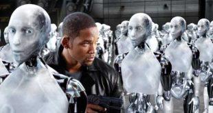 Io Robot film stasera in tv trama