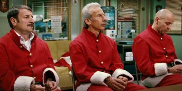 La banda dei Babbi Natale, film stasera in tv su Canale 5: trama
