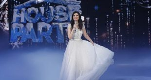 Laura Pausini Xmas House Party stasera in tv ospiti duetti