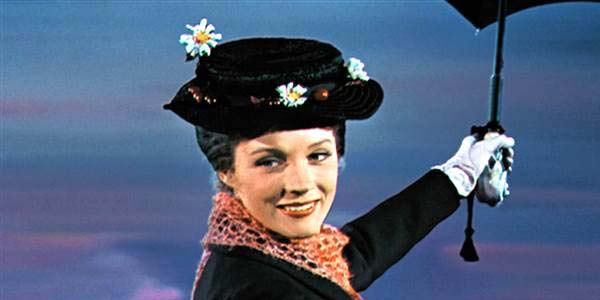 Mary Poppins, film Disney oggi in tv su Rai 2: trama