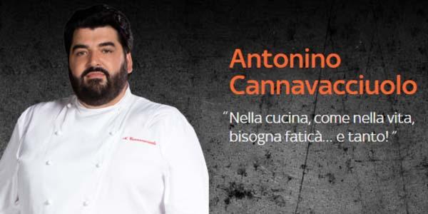 MasterChef Italia 6: chi è il giudice Antonino Cannavacciuolo