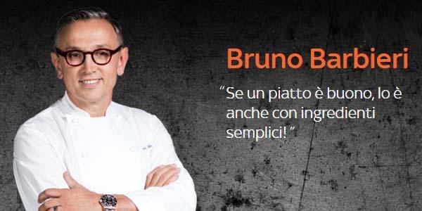 MasterChef Italia 6: chi è il giudice Bruno Barbieri