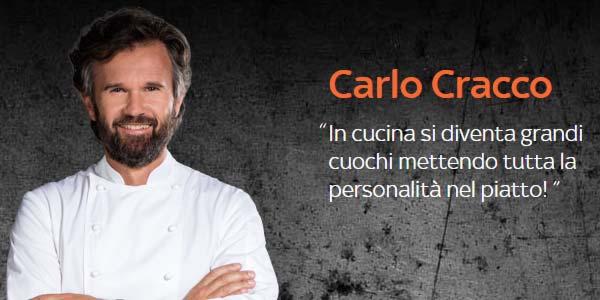 Masterchef italia 6 chi il giudice carlo cracco for Cracco biografia
