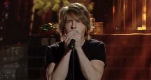 Na Tale E Quale Show Davide Merlini imita Jon Bon Jovi