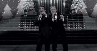Na Tale E Quale Show Lopez e Solenghi imitano Sinatra e Martin