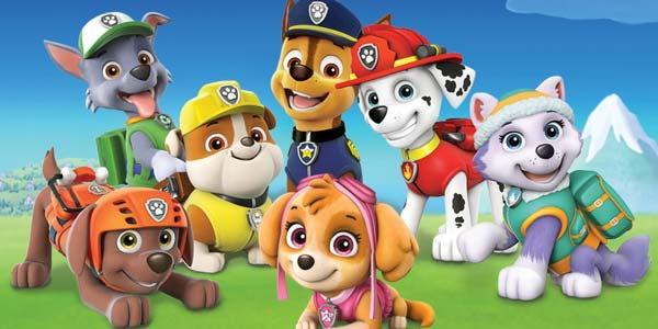 Paw patrol i cuccioli pi noti della tv al cinema dal 22 for Disegni di paw patrol