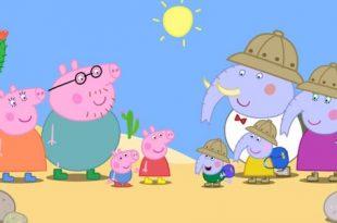 Peppa Pig in giro per il mondo nei cinema trama e trailer