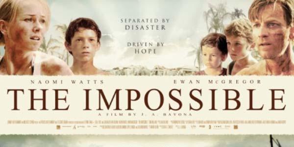 The Impossible, film stasera in tv su Rai 3: trama