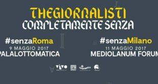 Thegiornalisti concerti Roma Milano 2017 biglietti prezzi