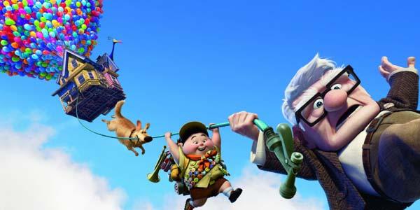 Up, film Disney stasera in tv su Rai 2: trama