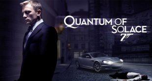 007 Quantum of Solace film stasera in tv Rai 4 trama