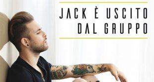 Alessio Bernabei trama libro Jack é uscito dal gruppo