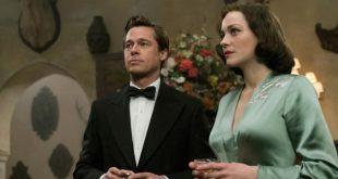 Allied Un'ombra nascosta trama recensione film Brad Pitt