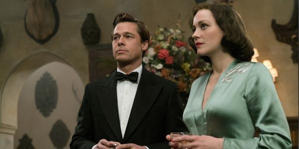 Allied – Un'ombra nascosta: trama e recensione del nuovo film con Brad Pitt