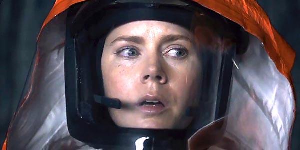 Arrival: trama e recensione del nuovo film di fantascienza con Amy Adams
