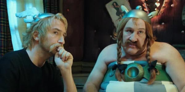 Asterix e Obelix al servizio di sua maestà, film stasera in tv su Rai 2: trama