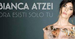 Bianca Atzei Sanremo 2017 Ora Esisti Solo Tu testo