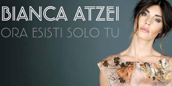 Bianca Atzei a Sanremo 2017 con Ora Esisti Solo Tu – testo