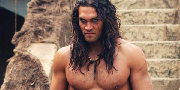 Conan The Barbarian, film Jason Momoa stasera in tv su Rai 4: trama