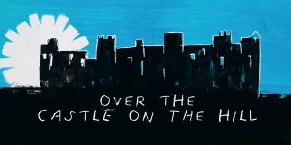 Ed Sheeran, Castle On The Hill: testo audio e traduzione nuovo brano