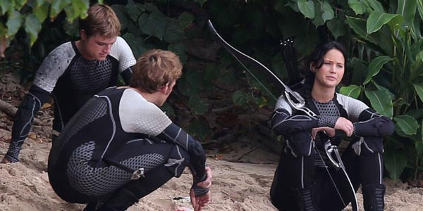 Hunger Games La ragazza di fuoco, film stasera in tv su Italia 1: trama
