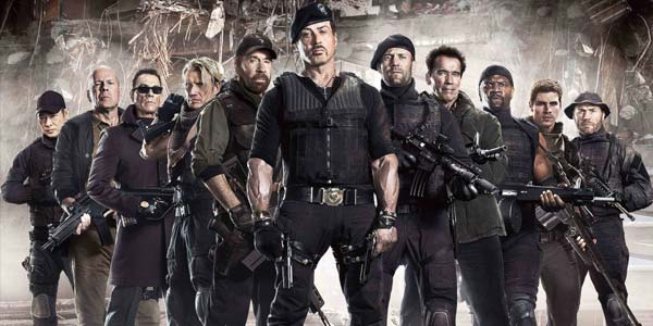 I Mercenari 2 film stasera in tv 20 gennaio: cast, trama, cu