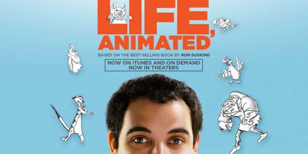 Life, Animated: recensione e trama del film sull'autismo al cinema