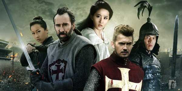 Outcast, film con Nicolas Cage stasera in tv su Italia 1: trama