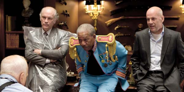 Red, film con Bruce Willis e Morgan Freeman stasera in tv su Rete 4: trama