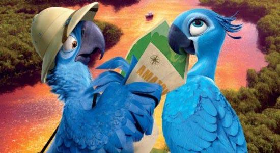 Rio 2 Missione Amazzonia, film d'animazione stasera su Italia 1: trama