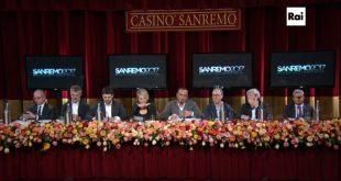 Sanremo 2017 conferenza ospiti novità