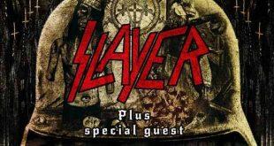 Slayer concerto Milano 2017 biglietti
